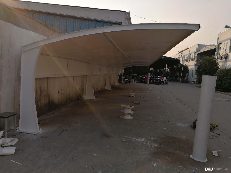 武汉固定篷厂家眼遮阳棚和雨棚的区别